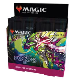 Modern Horizons 2 Collector Booster Box - PREORDER, AVAILABLE JUNE 18