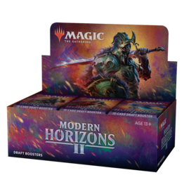 Modern Horizons 2 Draft Booster Box - PREORDER, AVAILABLE JUNE 18