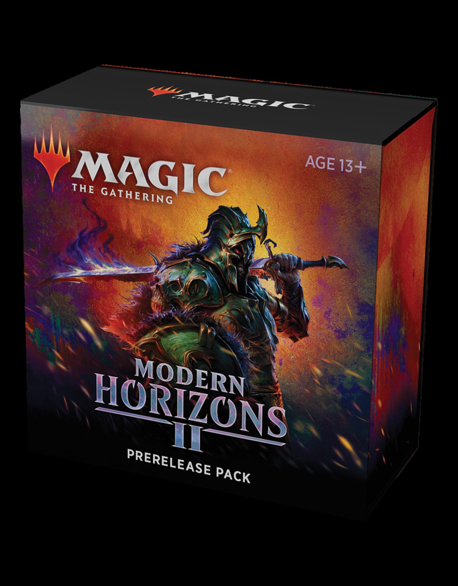 Modern Horizons 2 Prerelease Event Entry