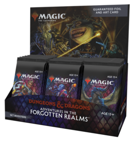Adventures in the Forgotten Realms Set Booster Box (AFR)