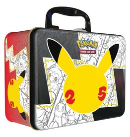 Pokemon: Celebrations Collector Chest - PREORDER, AVAILABLE OCTOBER 22
