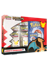 Pokemon Celebrations Collection: Lance's Charizard - PREORDER, AVAILABLE OCT 8