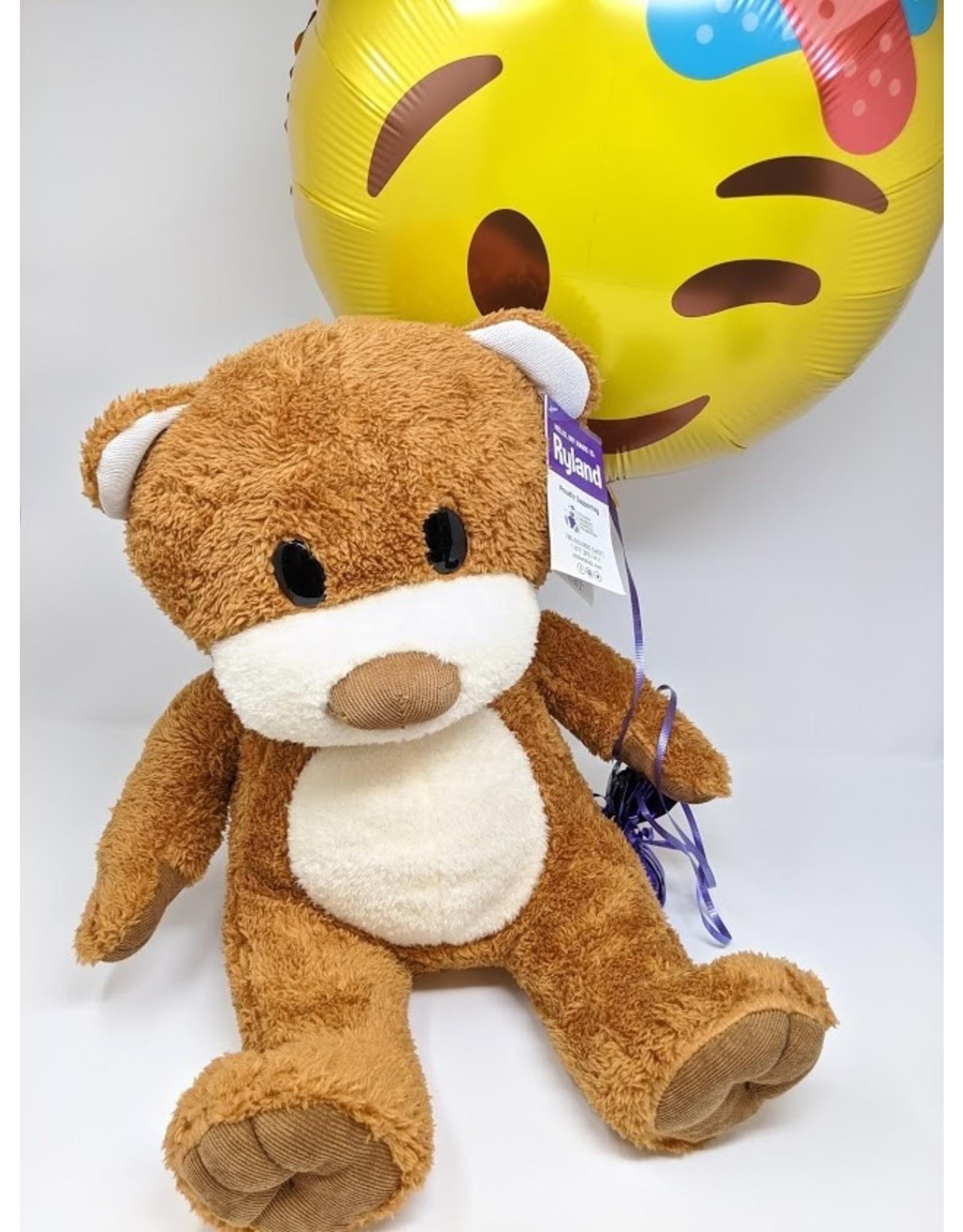 Ryland Bear & Balloon - large