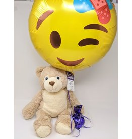 Sophia Bear & Balloon - large