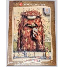 Zozoville Puzzle (1000 piece) - selfie