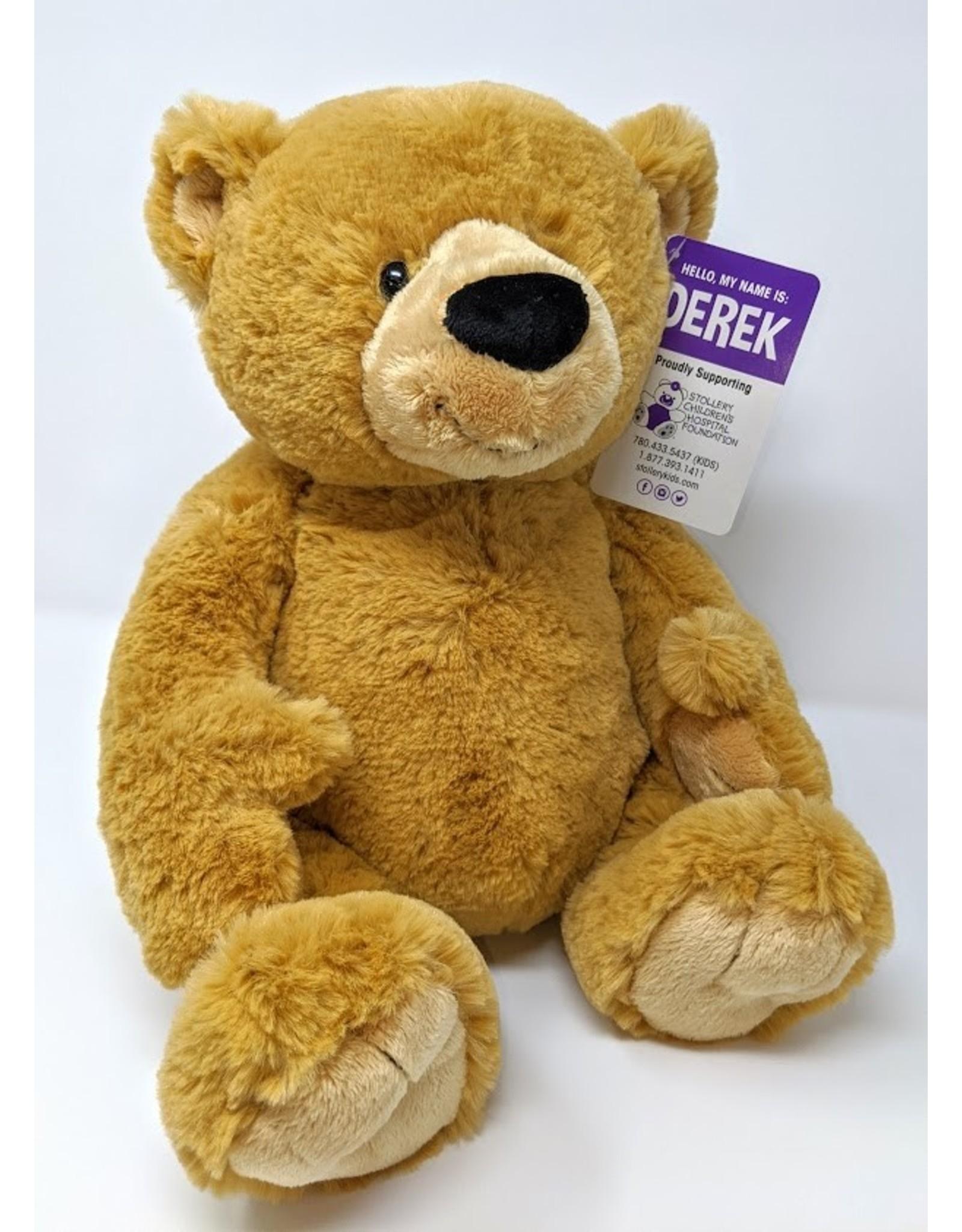 GUND Charity Bear Derek - large