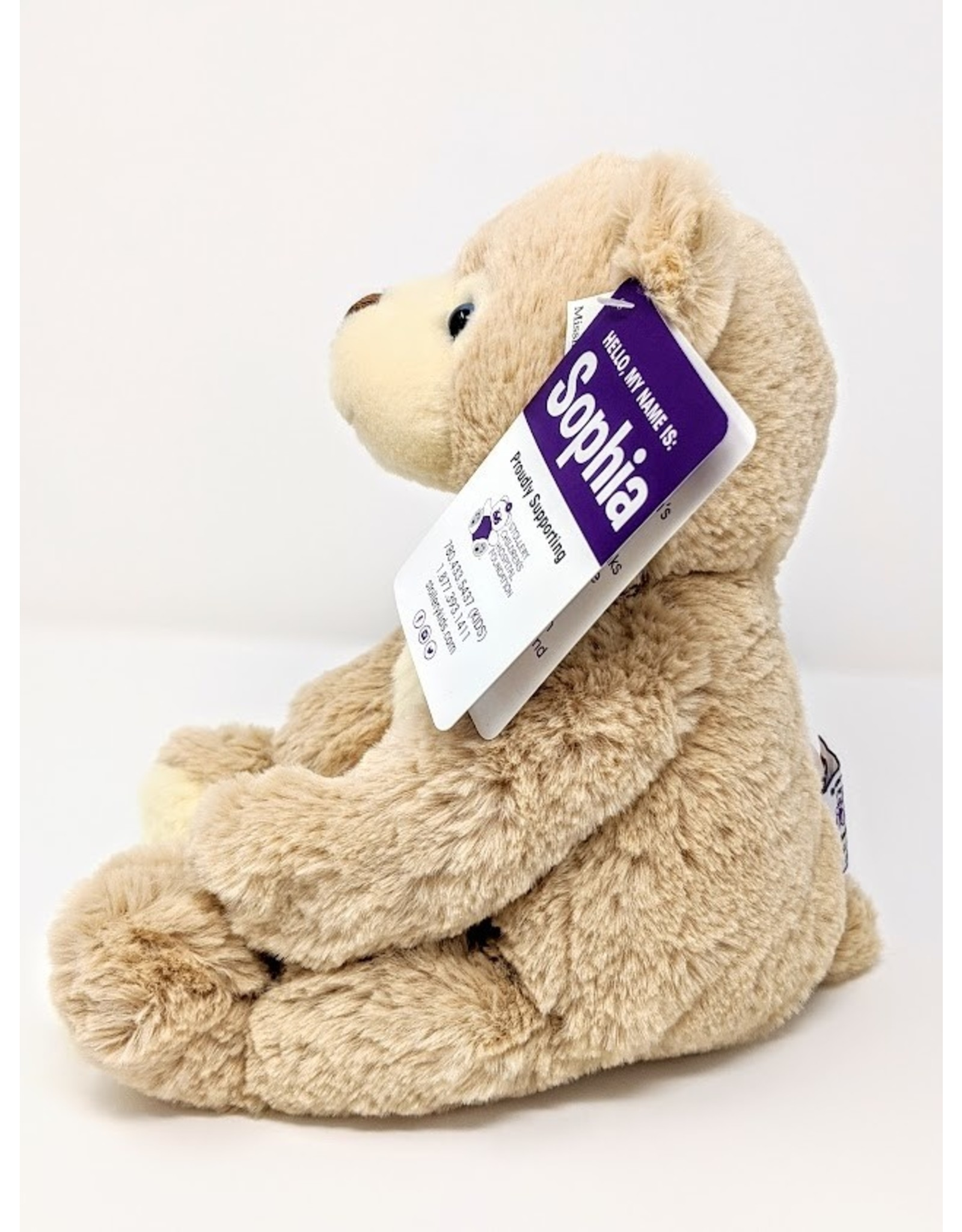 GUND Charity Bear Sophia