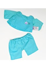 GUND Stollery Bearwear - scrubs