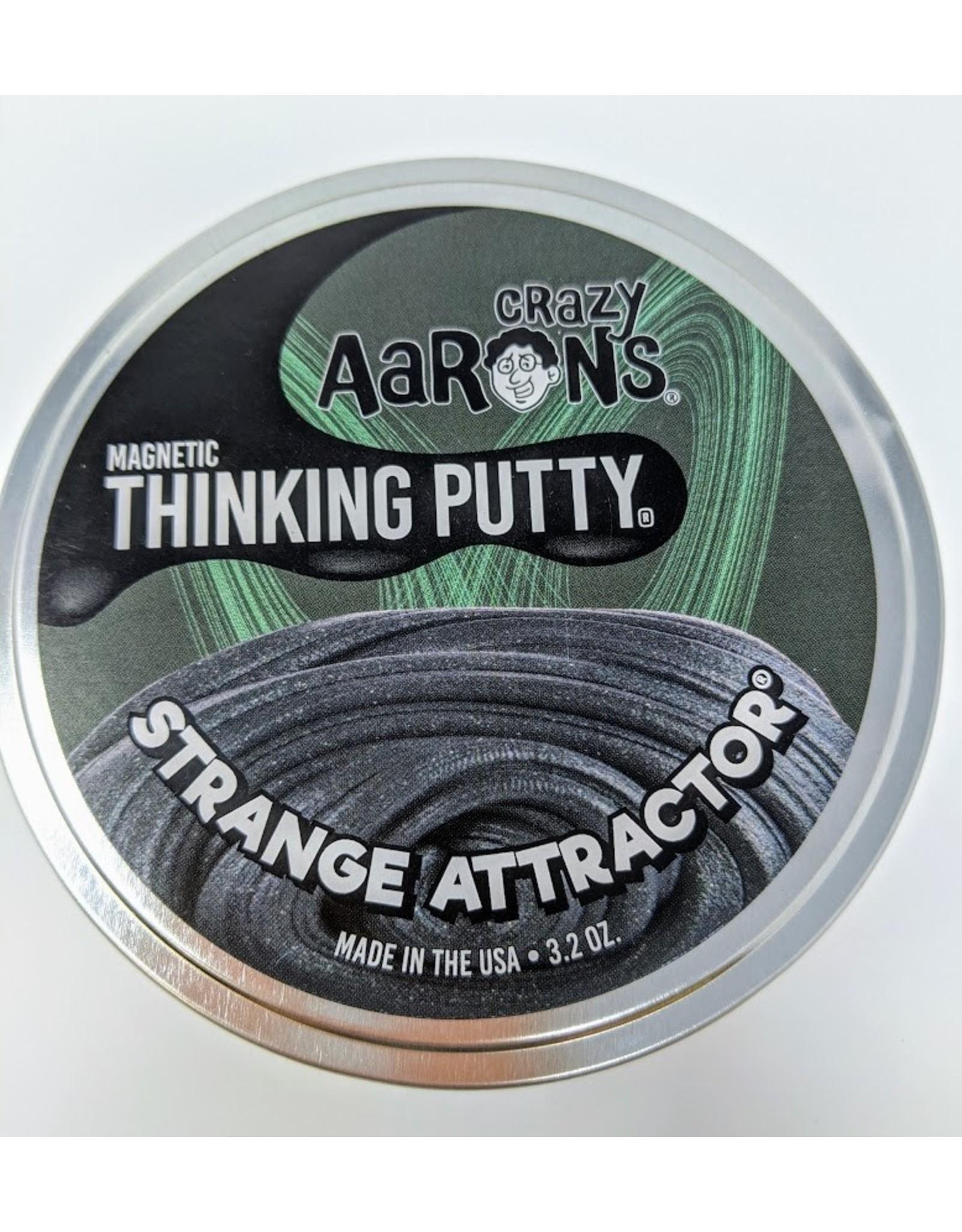 Crazy Aaron's Magnetic Strange Attractor