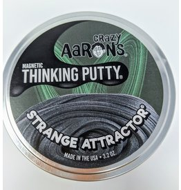Crazy Aaron's Magnetic Strange Attractor