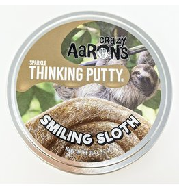 Crazy Aaron's Sparkle Smiling Sloth