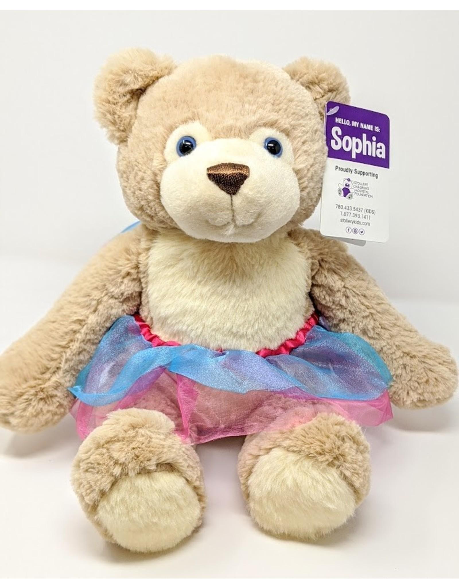 GUND Sophia Bear in Tutu - large