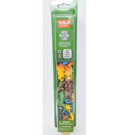 Wild Republic Frogs Nature Tube