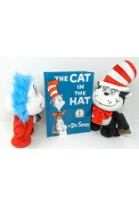 Dr. Seuss Dr. Seuss Gift Package - Cat In The Hat with 2 Doods