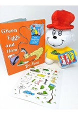 Dr. Seuss Dr. Seuss Gift Package - Green Eggs & Ham with Sam Dood