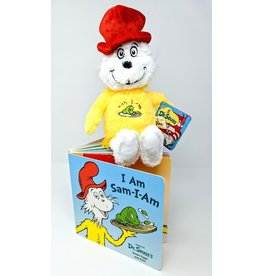 Dr. Seuss Dr. Seuss Gift Package - I Am Sam-I-Am
