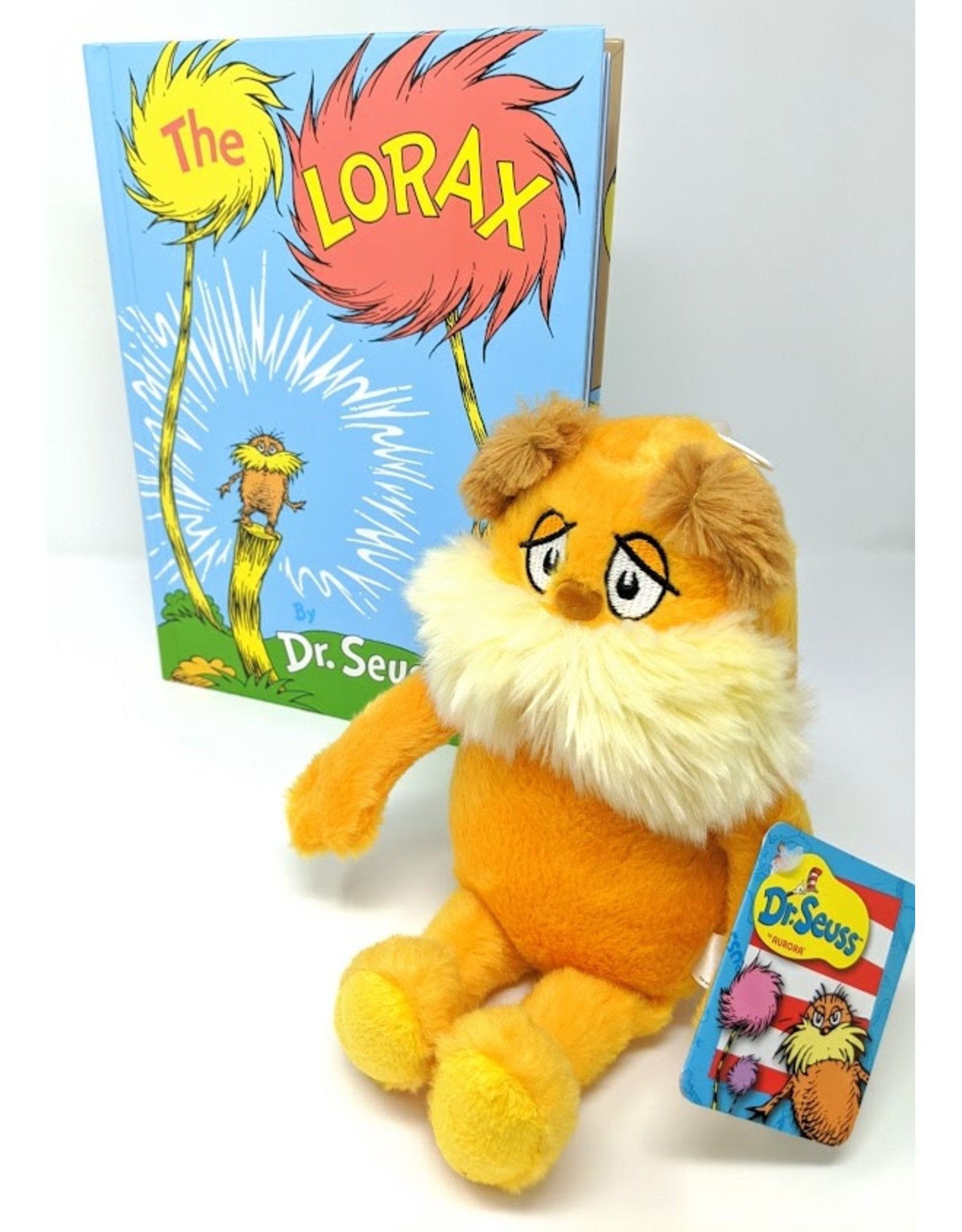 Dr. Seuss Dr. Seuss Gift Package - The Lorax with plush