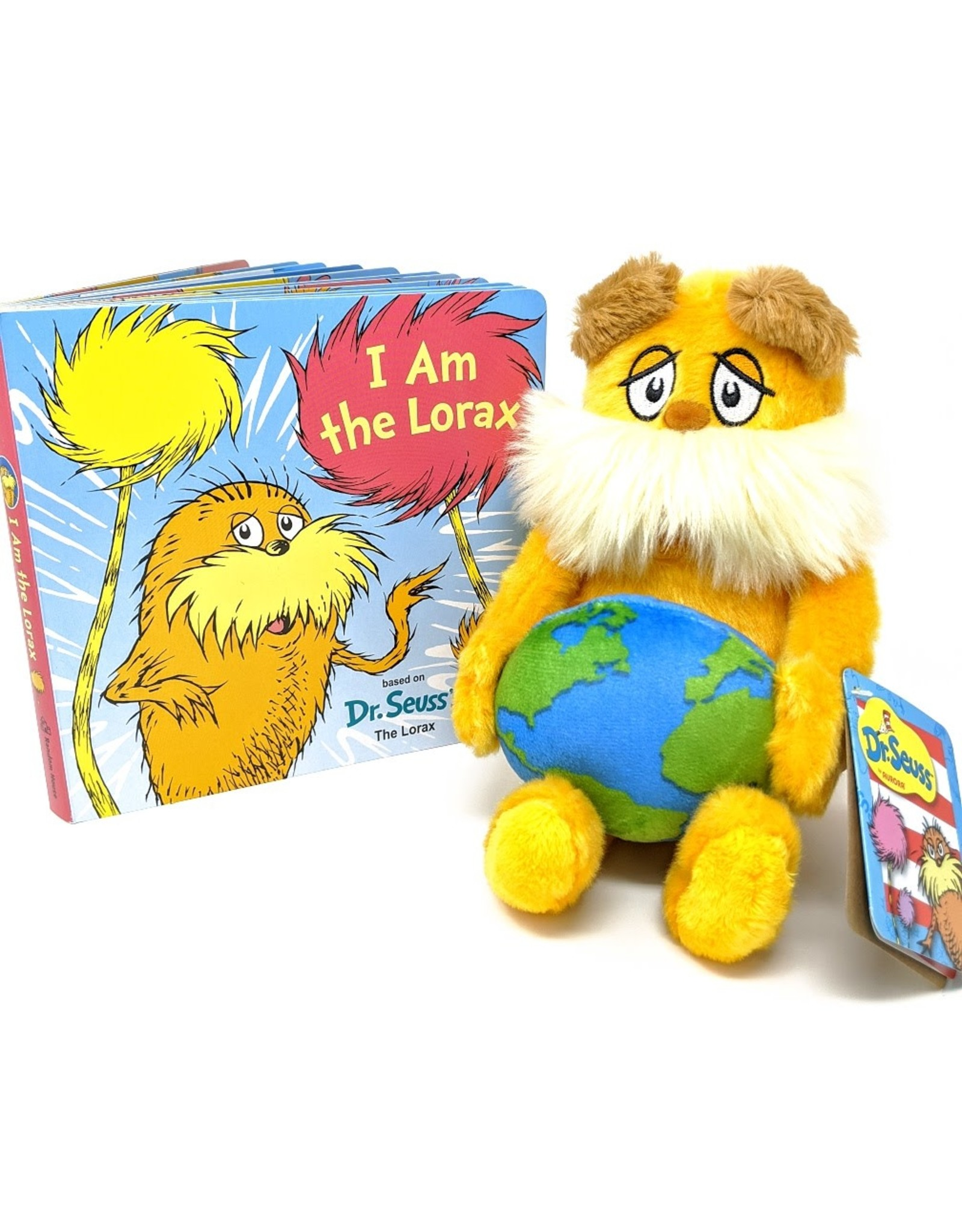 Dr. Seuss Dr. Seuss Gift Package - I Am The Lorax with world plush