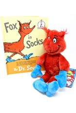 Dr. Seuss Dr. Seuss Gift Package - Fox In Socks with Plush