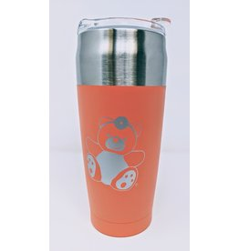 Stollery Travel Mug - peach