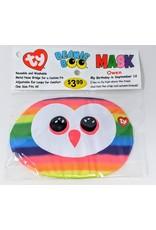 TY Face Mask Beanie Boo - Owen