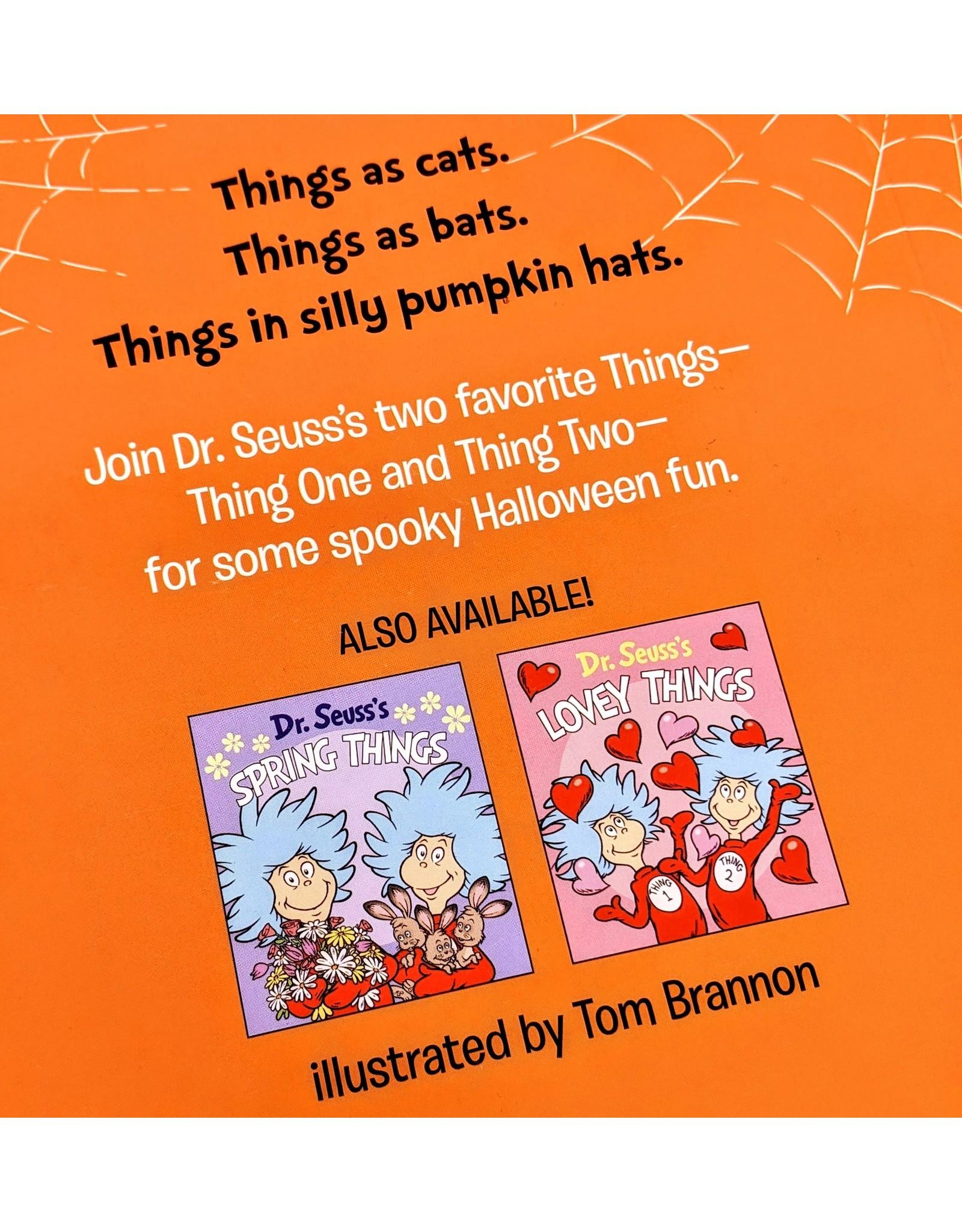 Dr. Seuss Dr. Seuss's Spooky Things