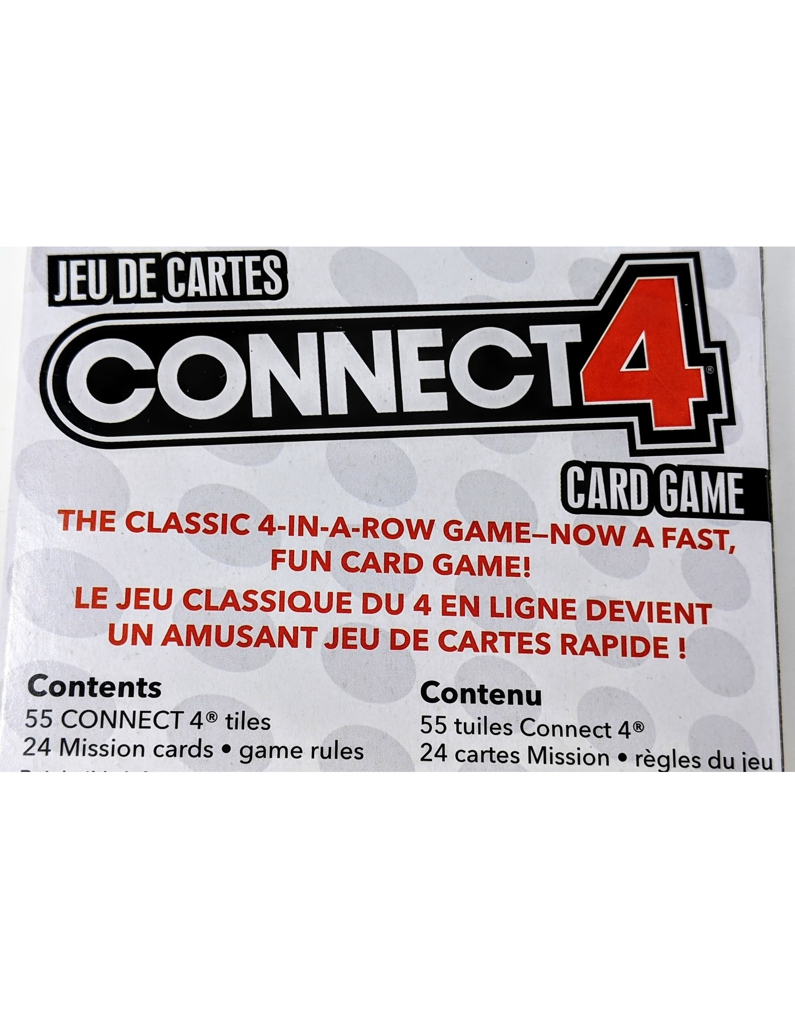 Hasbro Connect 4 - Classic Card Game