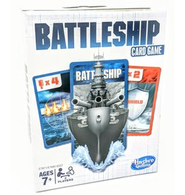 Hasbro Battleship - Classic Card Game