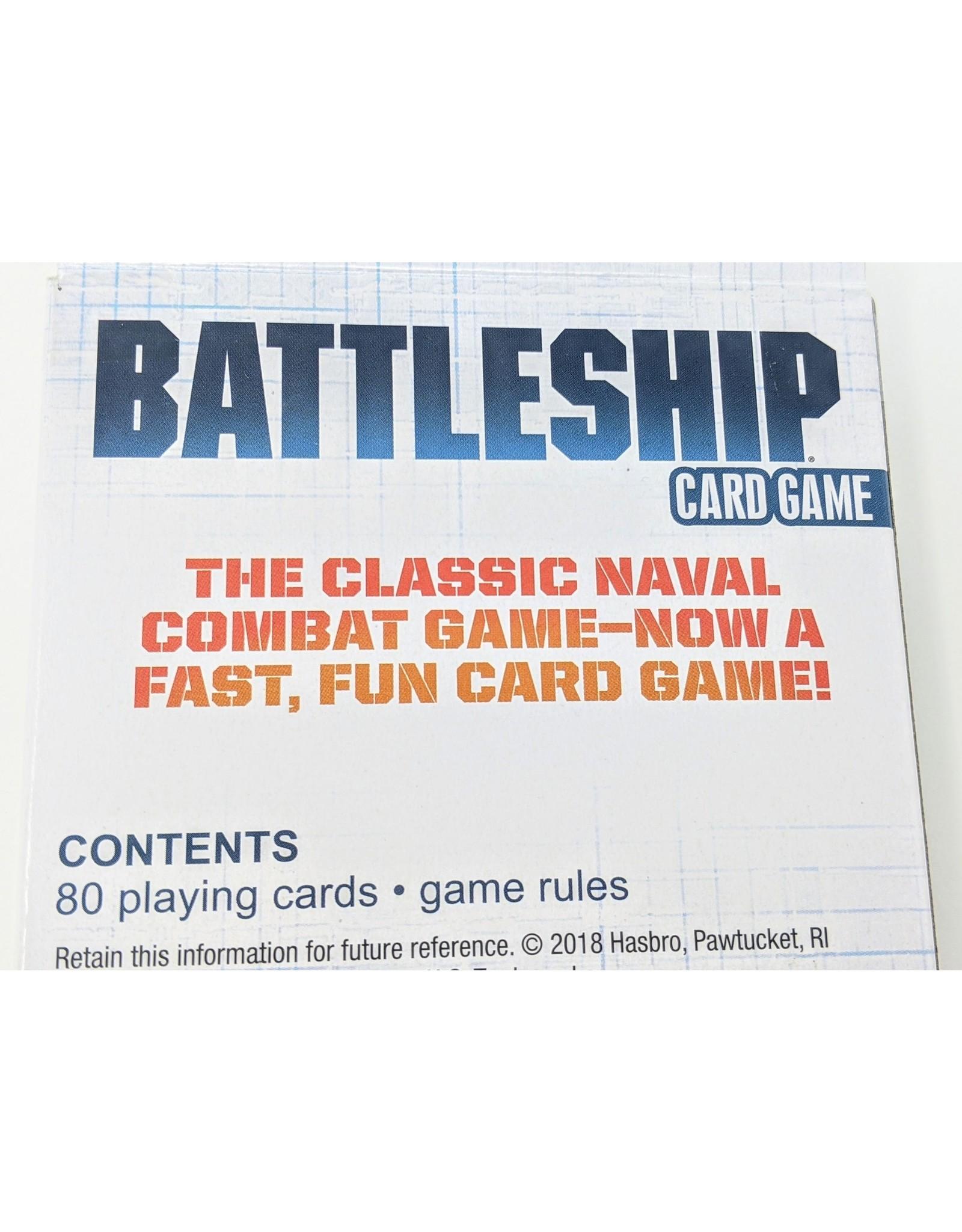 Hasbro Battleship - Classic Card Game