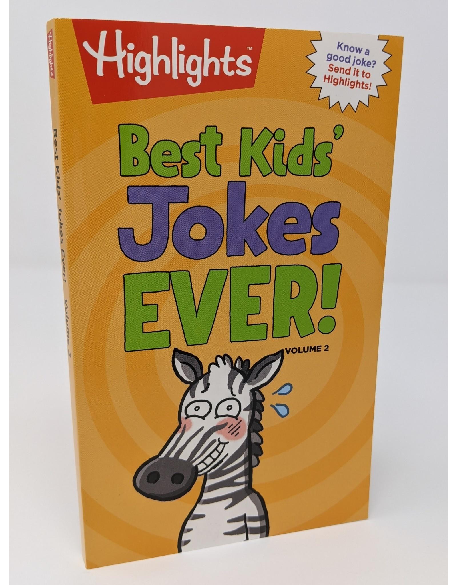 Highlights Best Kids' Jokes Ever! - volume 2