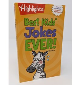 Highlights Best Kids' Jokes Ever! - volume 2
