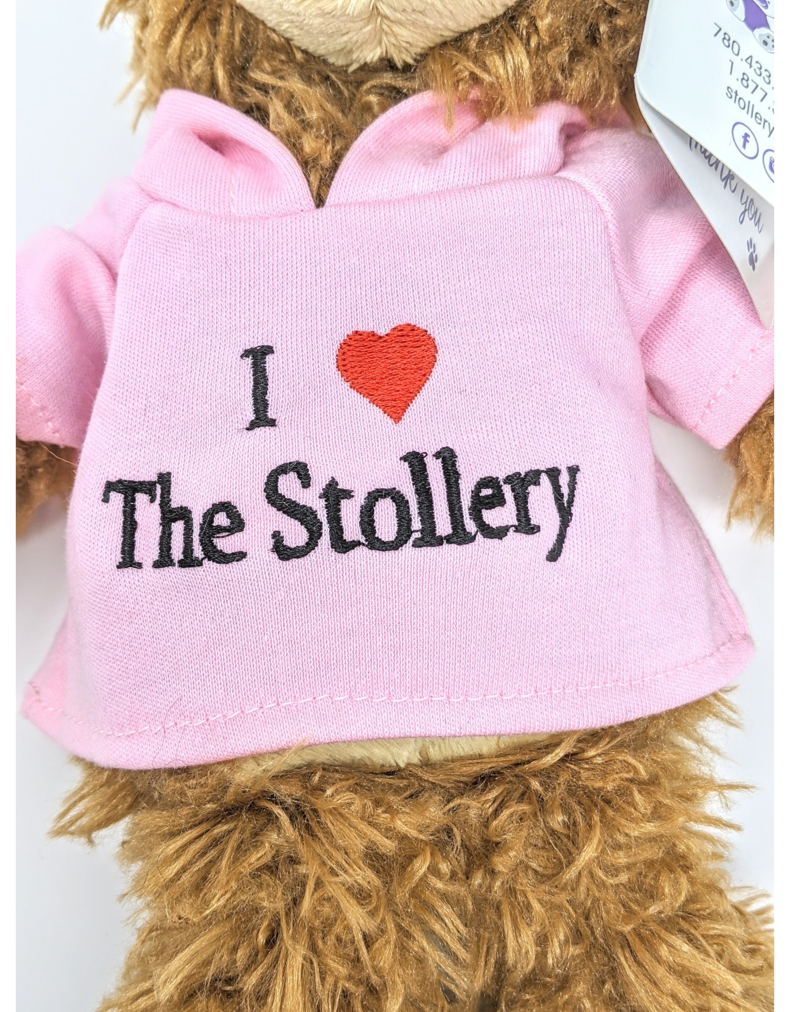 Jack & Lily I Heart Stollery - Pink