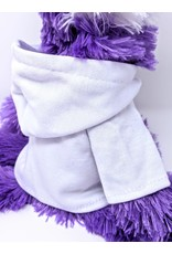 Aurora Monkey White Face  - white Stollery hoodie
