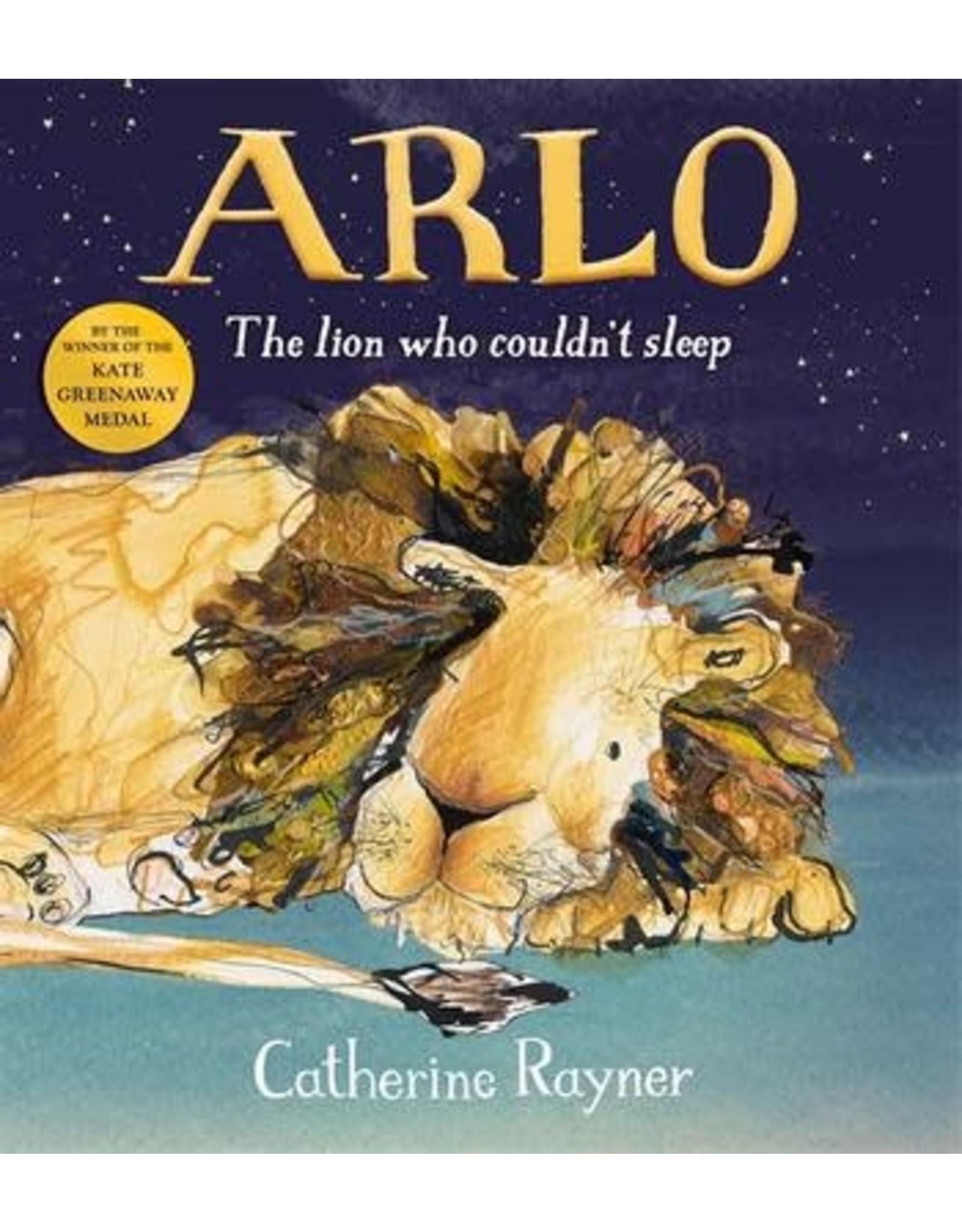 Arlo - The Lion Who Couldn't Sleep
