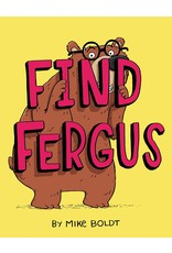 Find Fergus by Mike Boldt