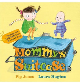 Mommy's Suitcase by Pip Jones
