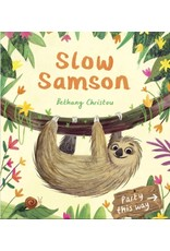 Slow Samson by Bethany Christou