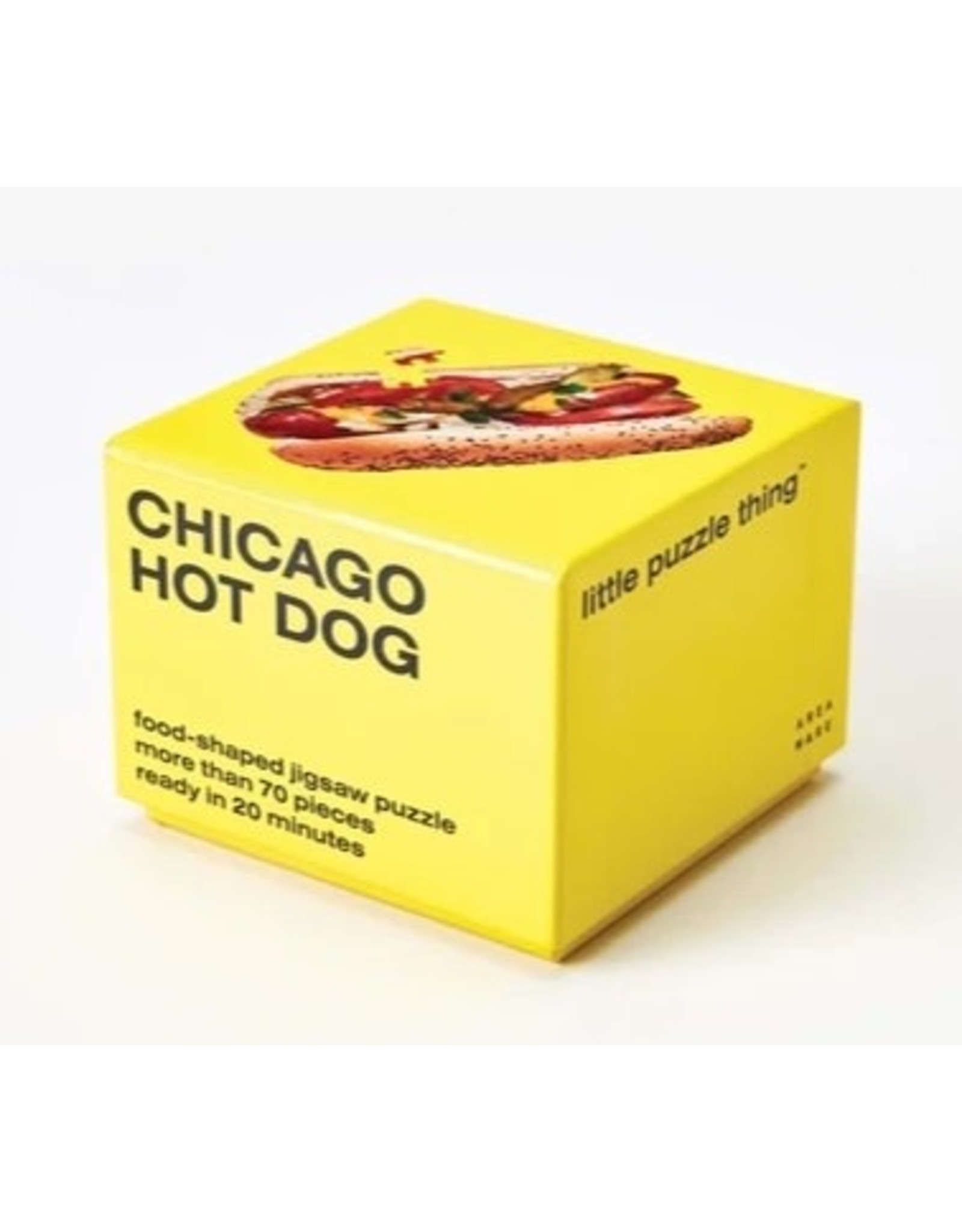 Little Puzzle Thing - Hot Dog