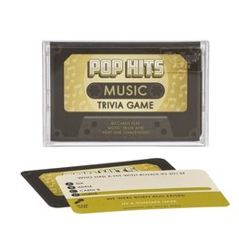 Pop Hits Music Trivia Game