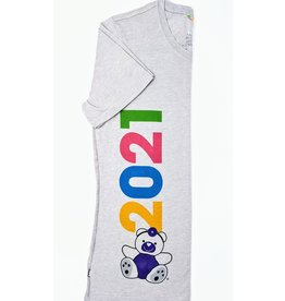 2021 Stollery Women's T-shirt - grey