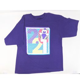 2021 Children's T-Shirt - purple