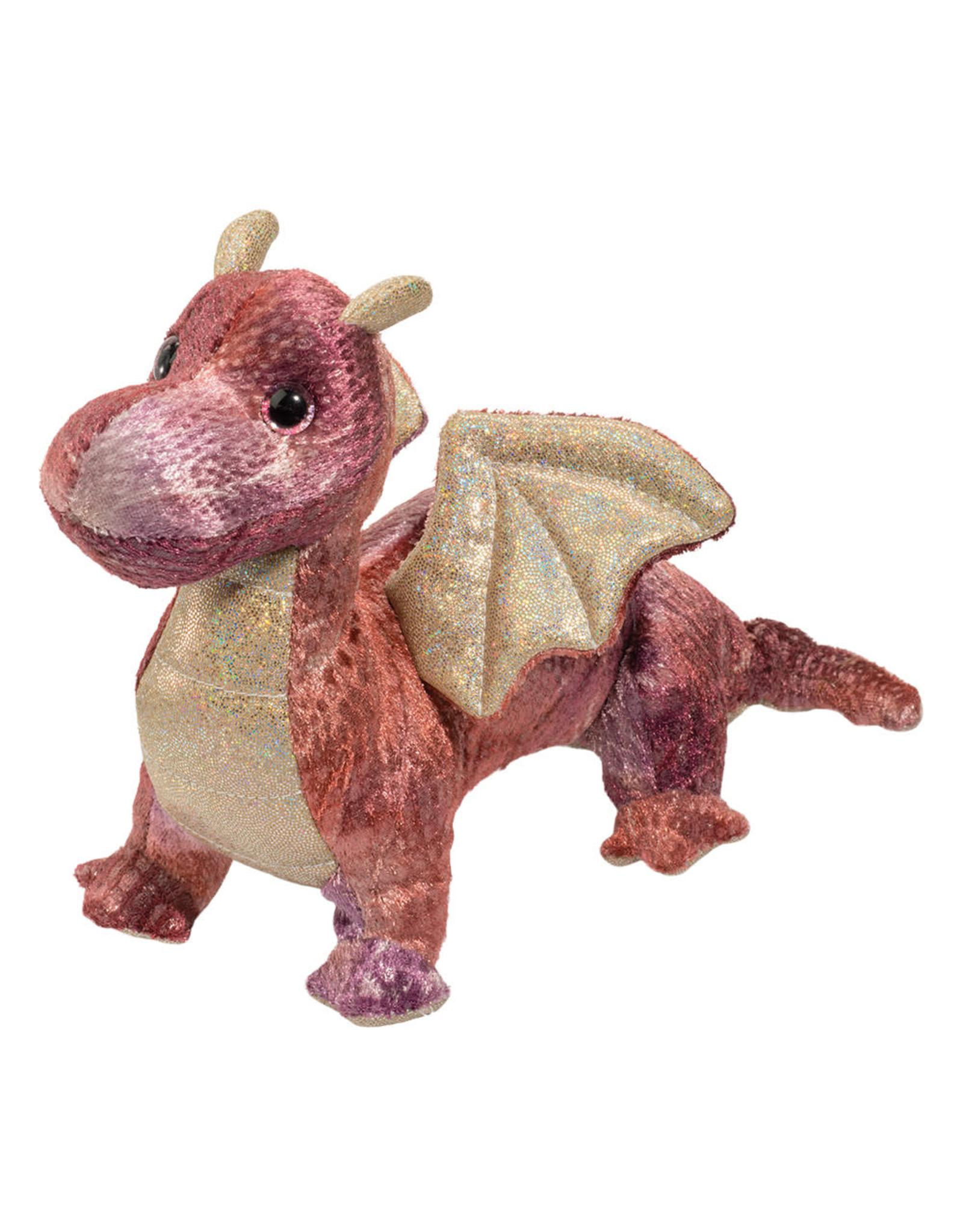 Kayda - pink/purple dragon