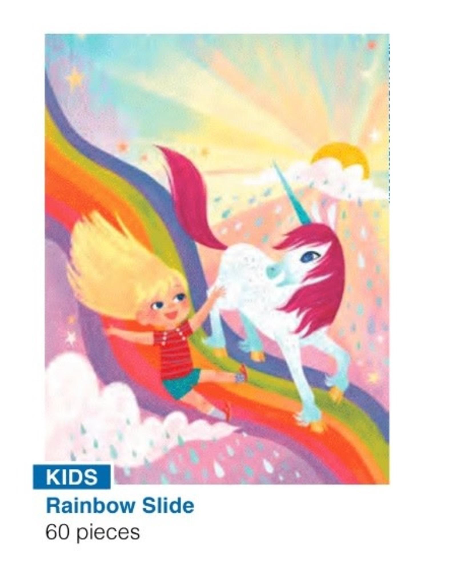 Uni the Unicorn Puzzle - Rainbow Slide