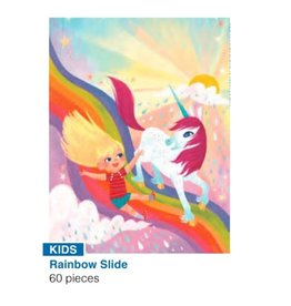 Uni the Unicorn Puzzle - Rainbow Slide