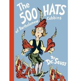 Dr. Seuss The 500 Hats of Bartholomew Cubbins by Dr. Seuss