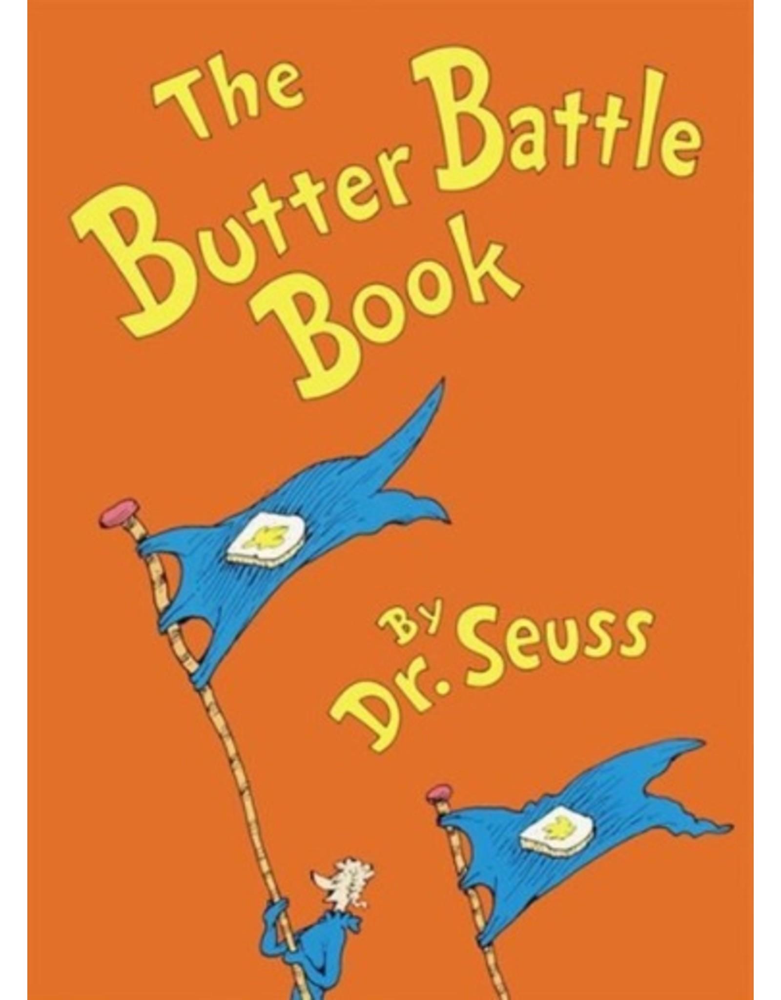 Dr. Seuss The Butter Battle Book by Dr. Seuss - large