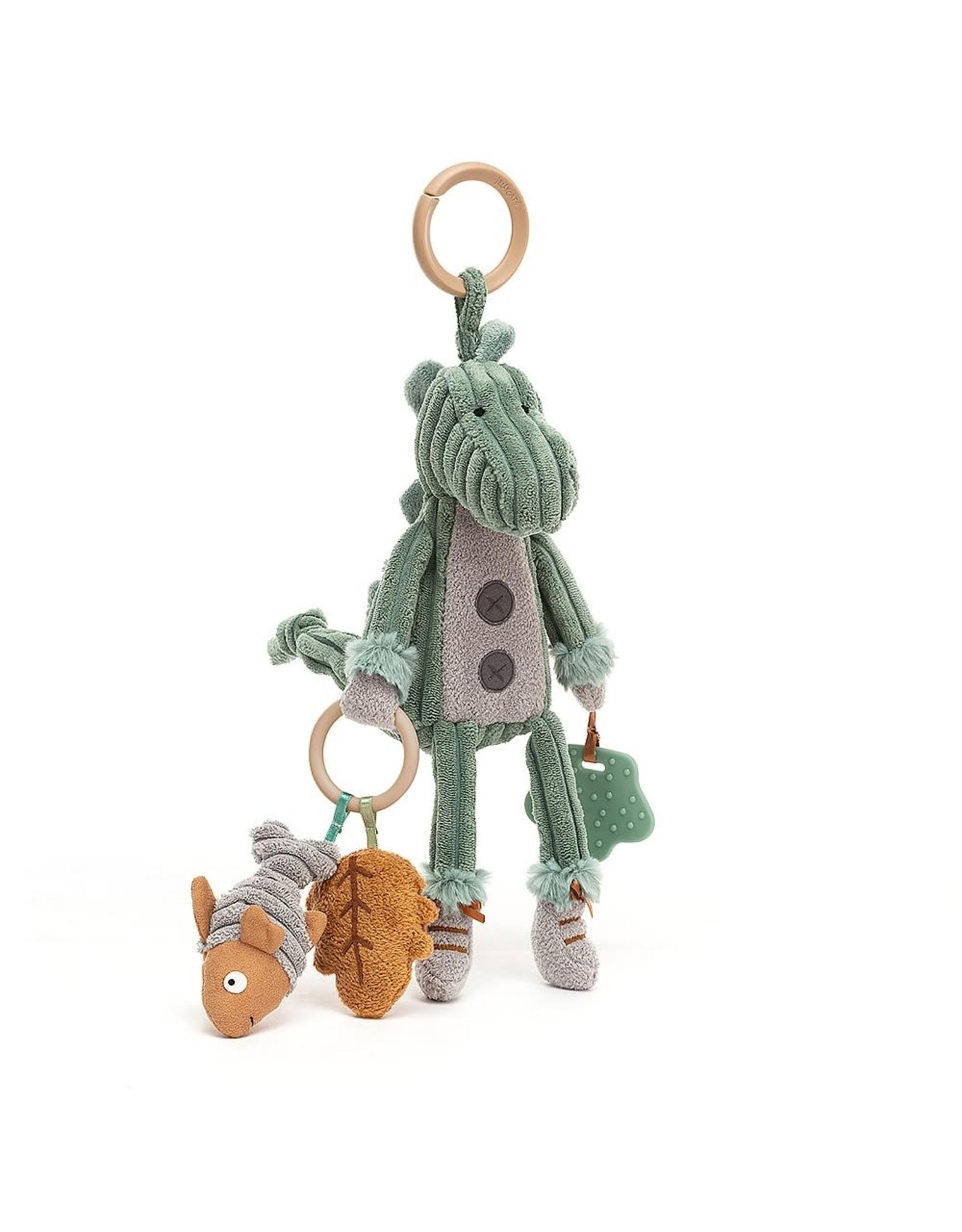 Jellycat Dino Activity Toy