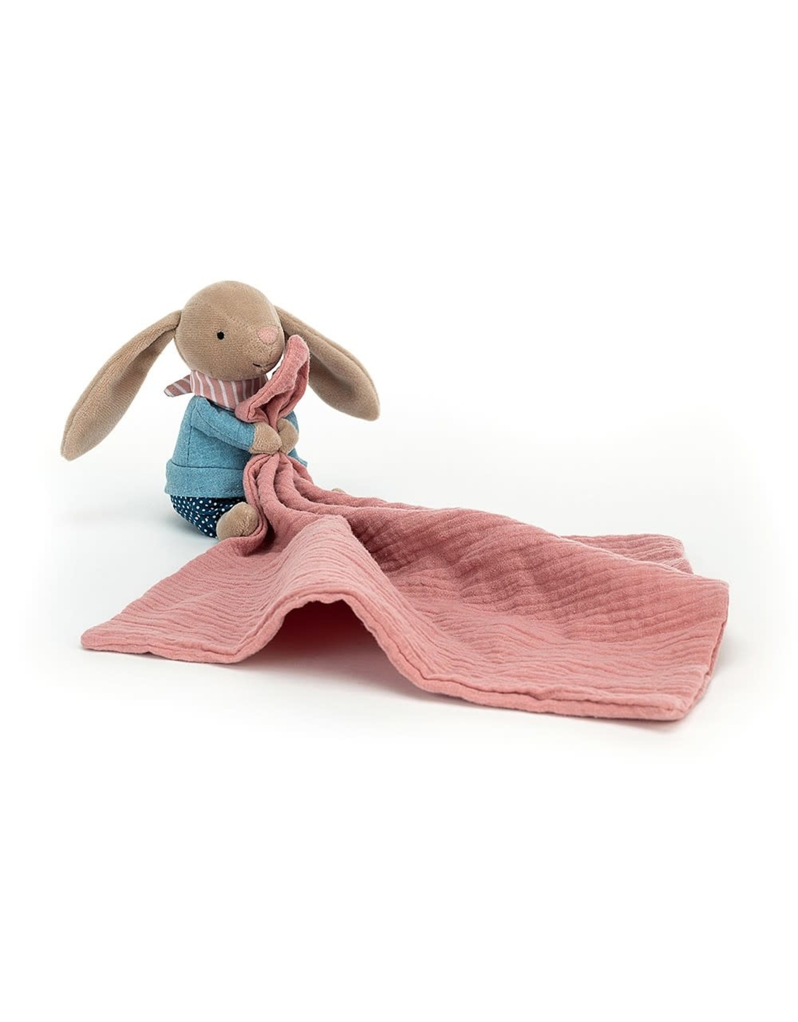 Bunny Soother - blankie