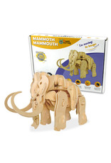 Sound Controlled Walking Mammoth