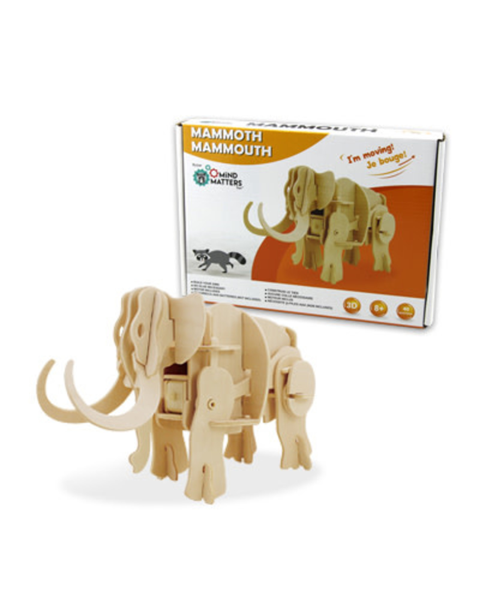 Walking Mammoth